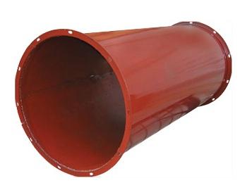 Воздуховоды дымоудаления из черной стали